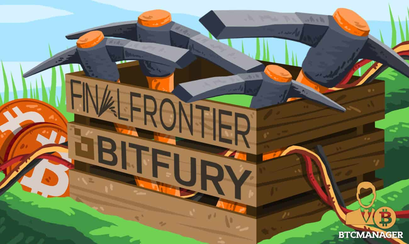 Frontier to Fund Bitcoin