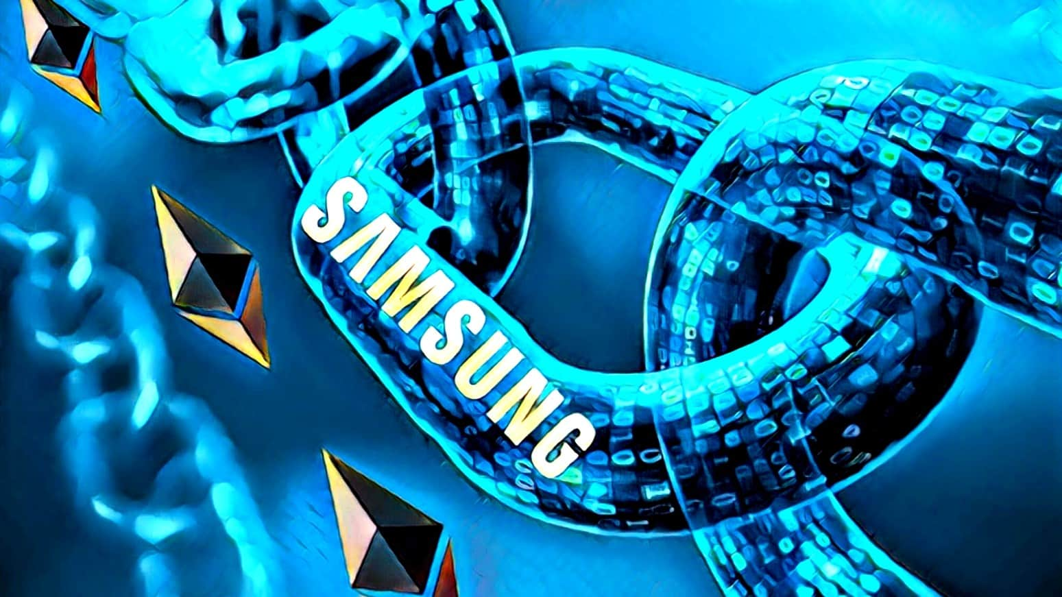 Samsung's Blockchain could Disrupt Crypto Mining