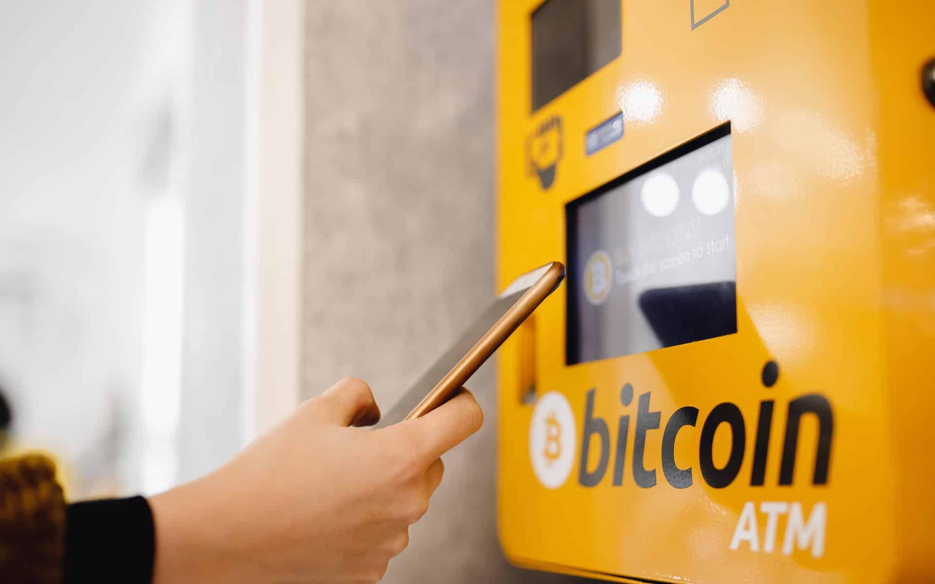 Bitcoin ATM Venezuela