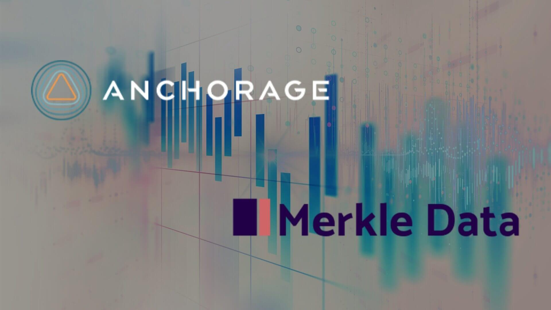 Cryptocurrency Custodian Anchorage Launches Trading Services; Acquires Merkle Data